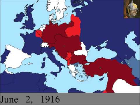 Animated Maps of Momentous Historical Events - animated maps