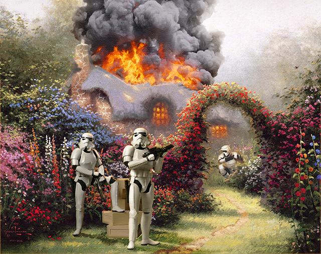 Wars On Kinkade 3