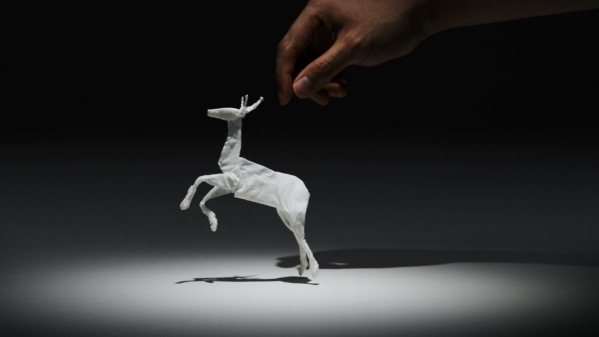 TIssue paper animation
