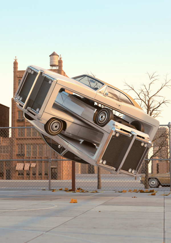 Auto Aerobics by Chris LaBrooy