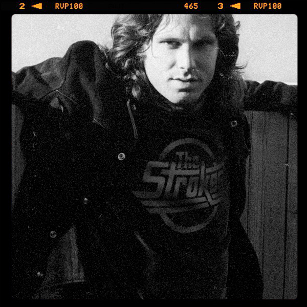 Jim Morrison - The Strokes