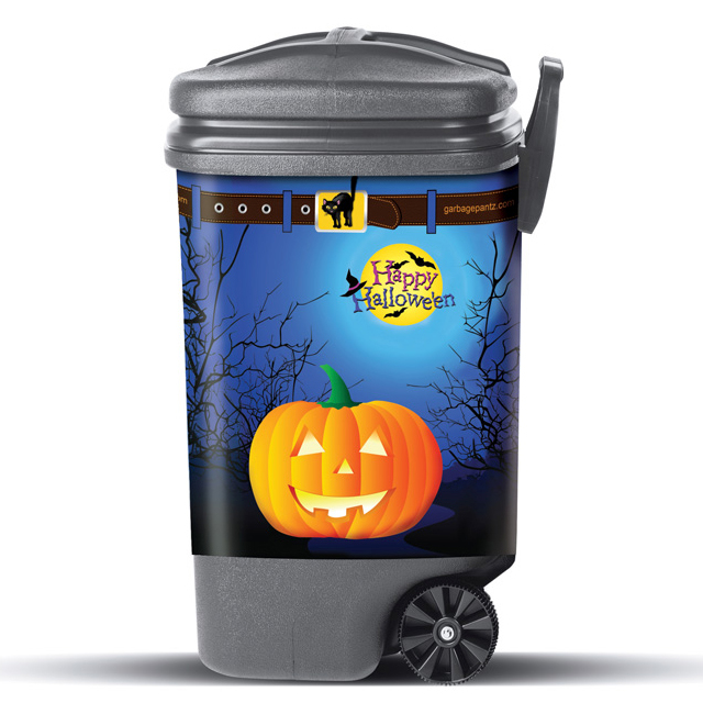 Garbage Pantz Decorative Slip Trash Can Covers That