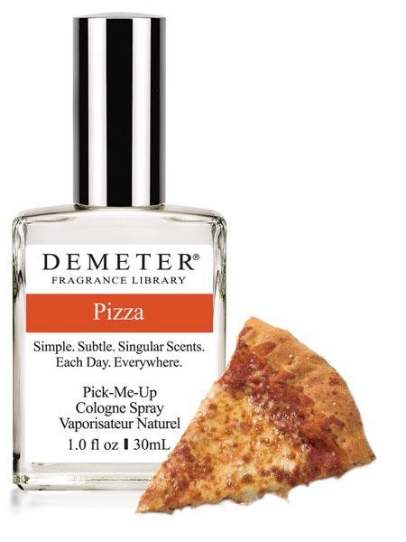 Wearable Pizza Fragrance
