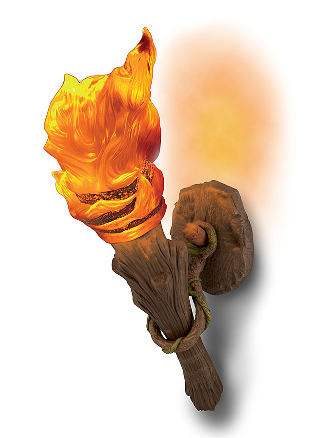 Wall Torch Sconce