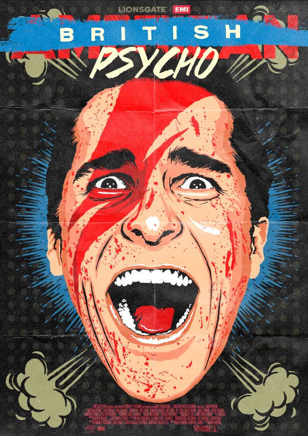 American Psychos Bloody Project by Butcher Billy