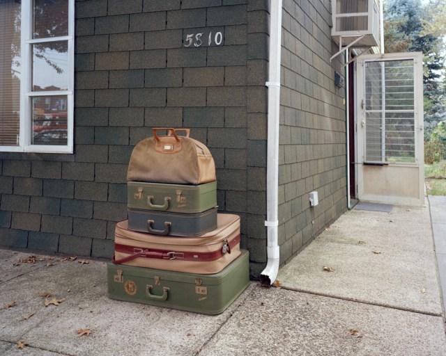Inheritence - Luggage