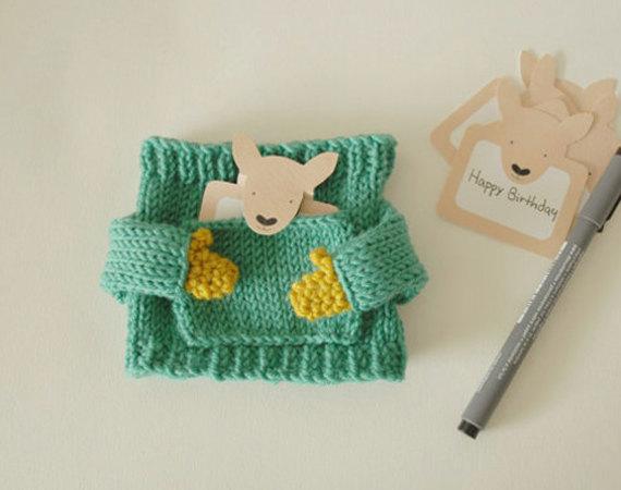 Mug Sweater - Kangaroo