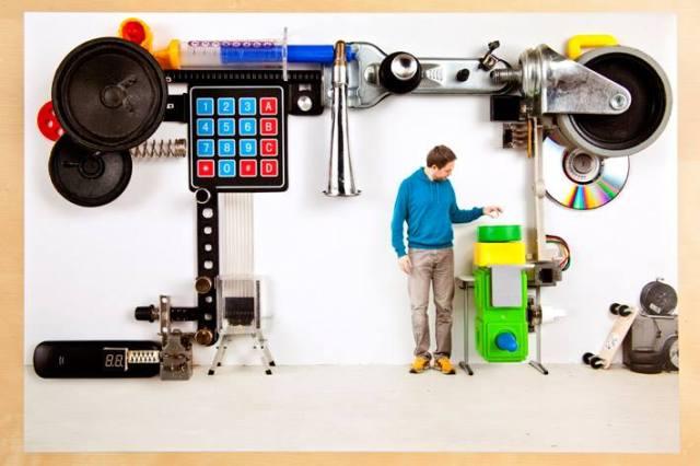 Universal Anything Machine