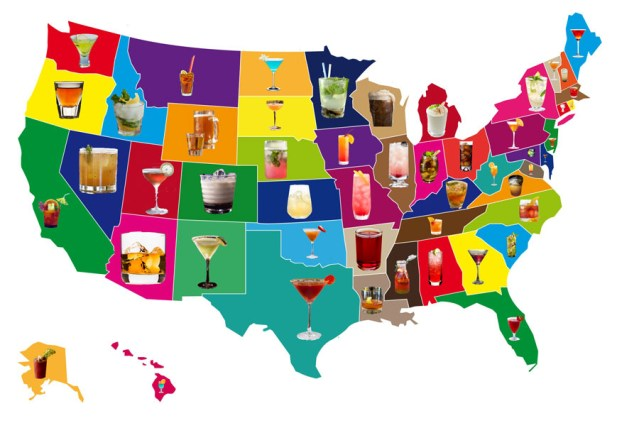 Signature Cocktail by State