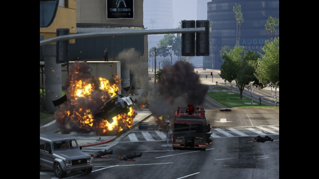 GTA War Zone by Glacroix