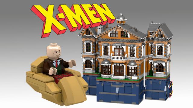 LEGO X-Mansion
