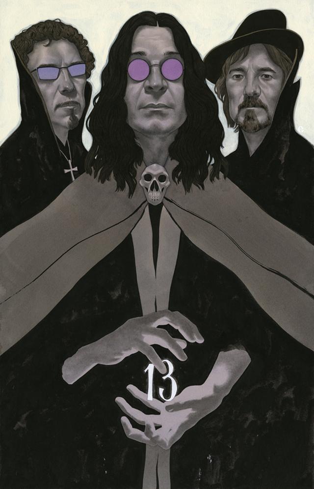 Black Sabbath 13 by Edward Kinsella