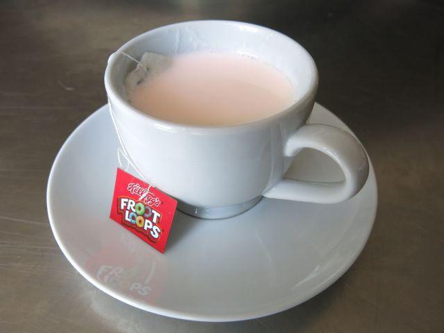 Cereal Tea Finished