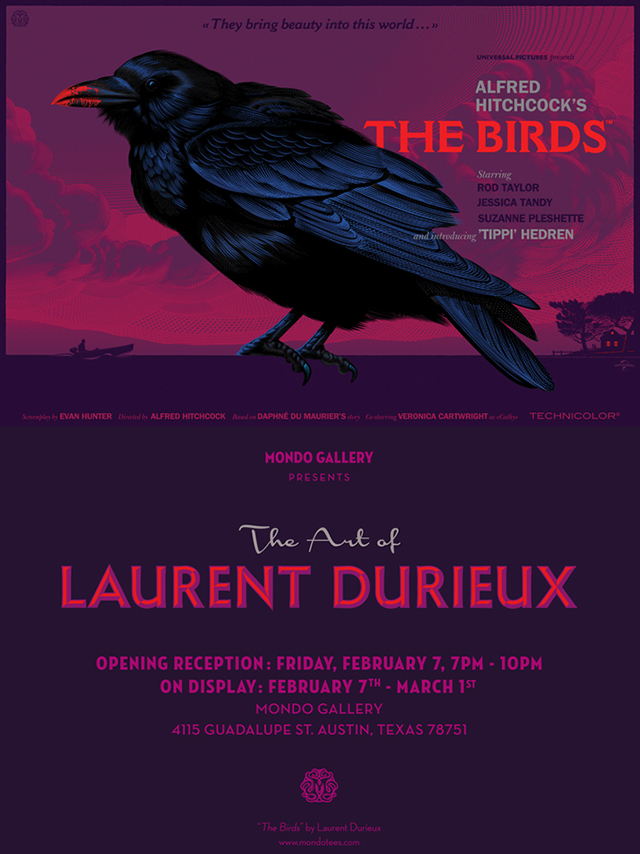 Laurent Durieux Art Show