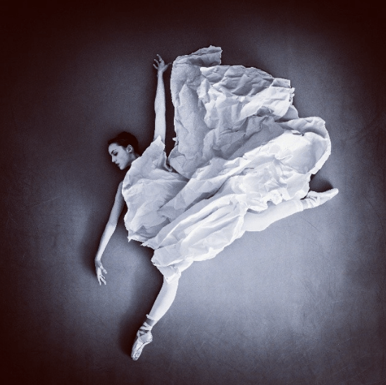 NYCB - Paper Dress