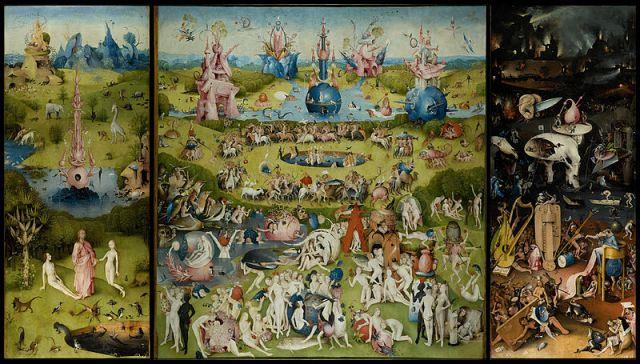 Hieronymus Bosch Painting
