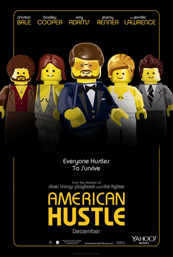 LEGO Movie American Hustle