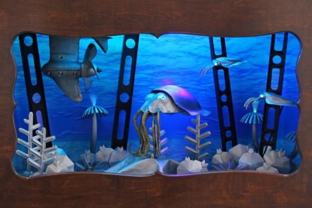 Nemo Gould Cuttlefish
