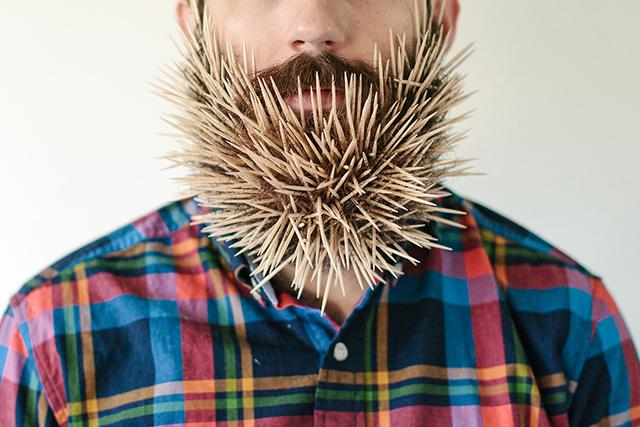 Beard and Picks