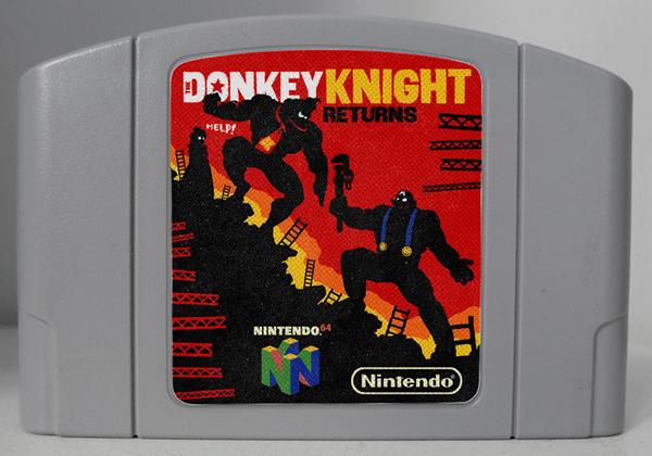 The Donkey Knight Returns