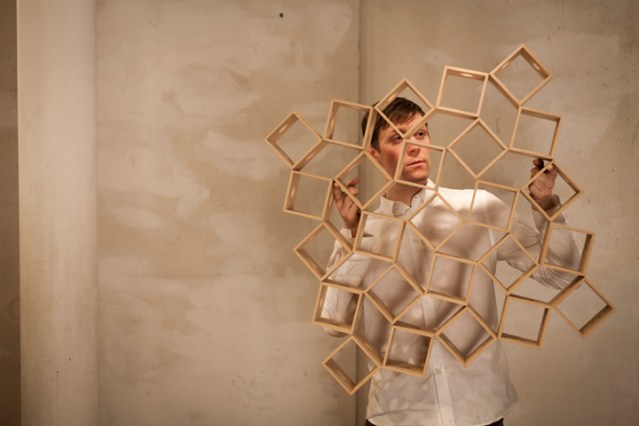 Ghostcubes by Erik Aberg