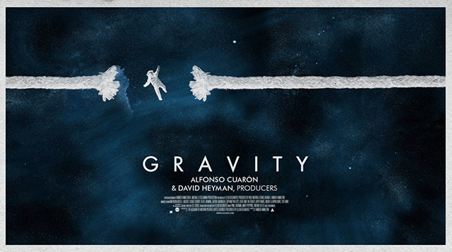Gravity - Best Picture Nominee
