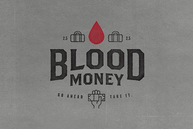 Branding Bad - Blood Money