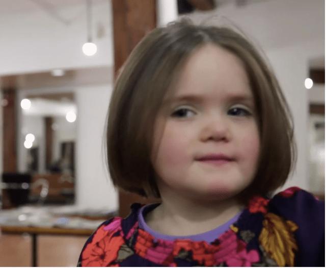 Emily's Haircut