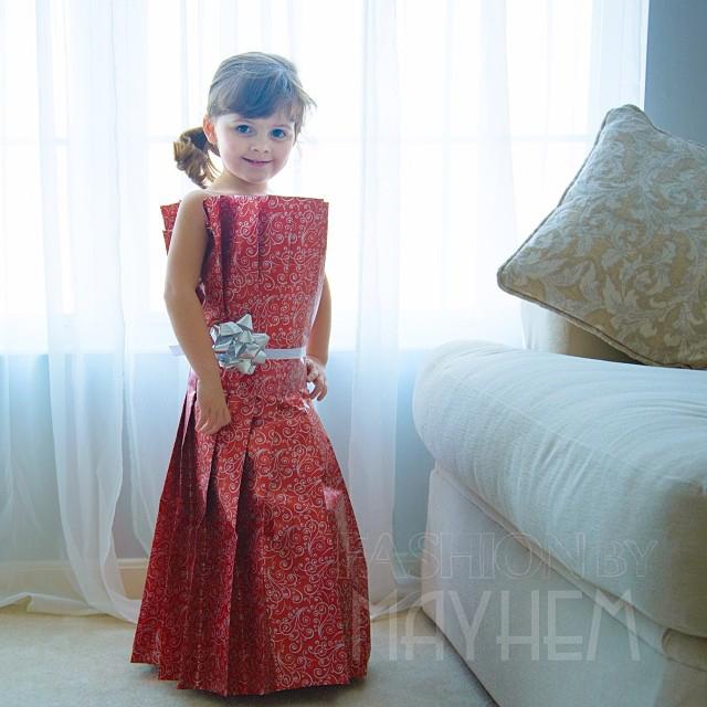 Fashion by Mayhem - Xmas Dress