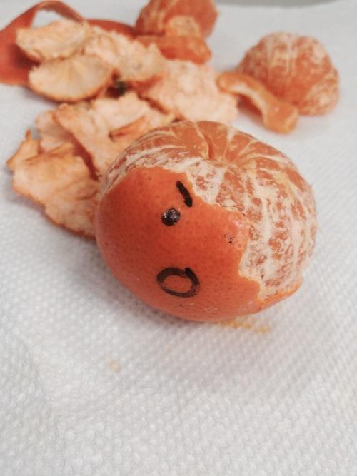 Night of the Living Orange