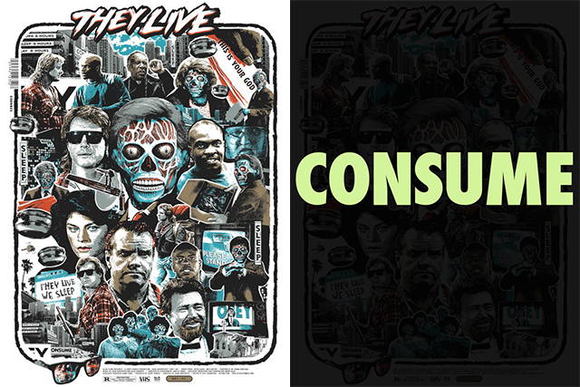 They Live by Kyle Crawford