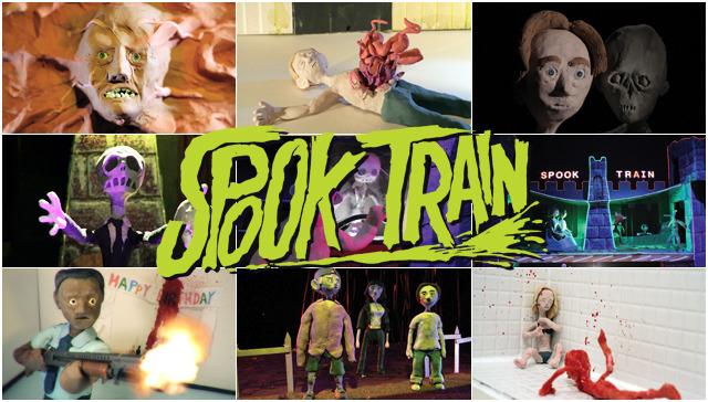 Spook Train