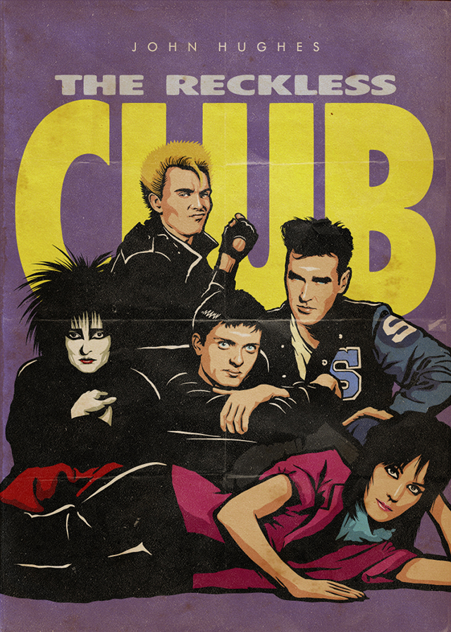 John Hughes The Reckless Club