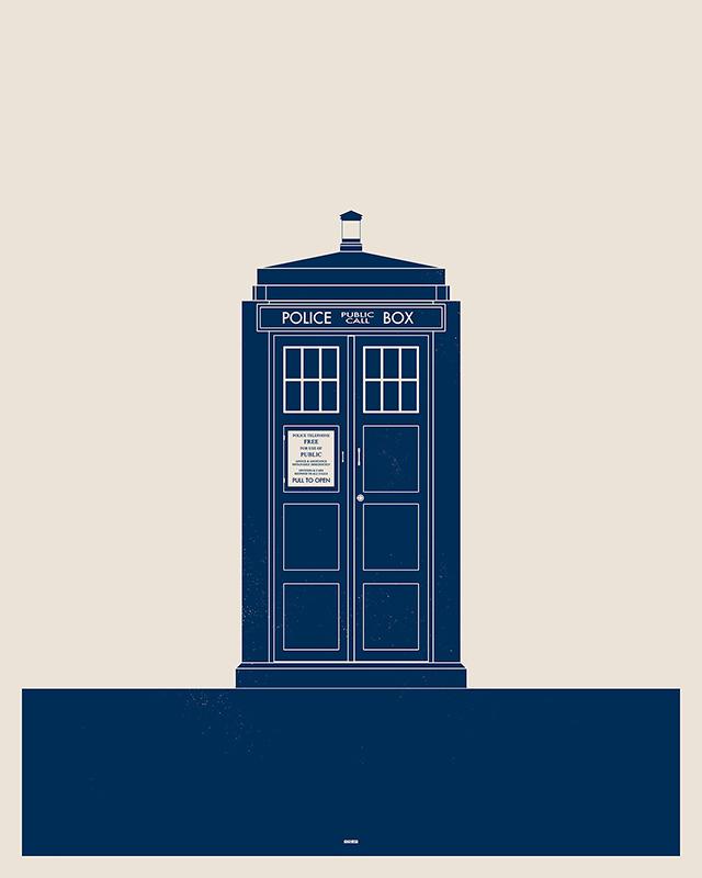 Dr. Who by Matthew Ferguson