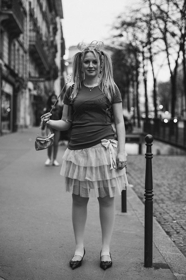 365 Parisiens - Pigtails