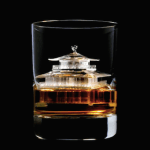 '3D on the Rocks', Beautiful Japanese Whiskey Campaign Uses 3D Milled Ice Sculptures Created Using a Precision Drill