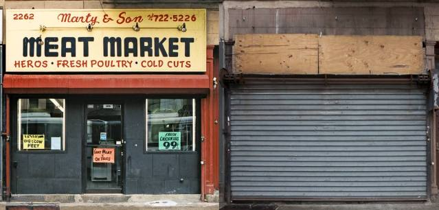 Marty & son Meat Market Harlem