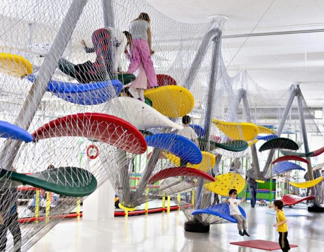 Luckey Climbers Playgrounds