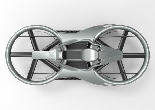 Aero-X Hovercraft