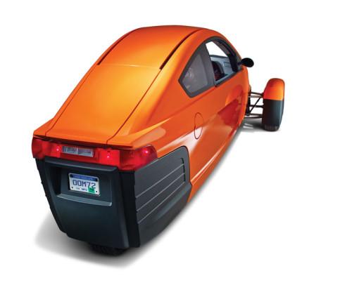 Elio Vehicle
