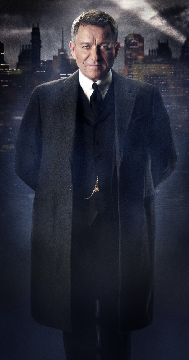 Gotham Show Alfred
