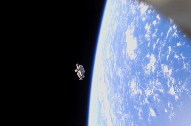 NASA SuitSat