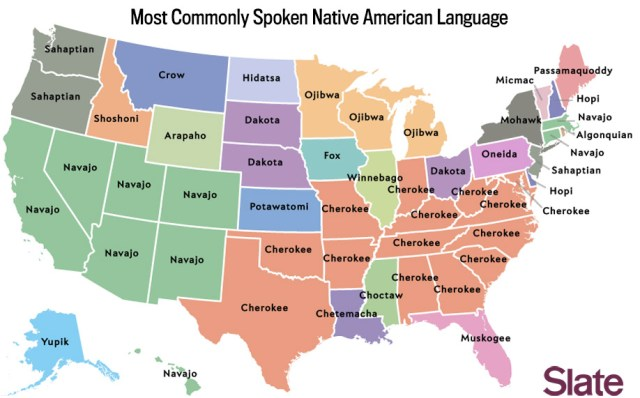 Most Commonly Spoken Languages in the U.S.