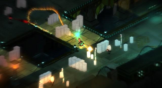 Transistor Video Game