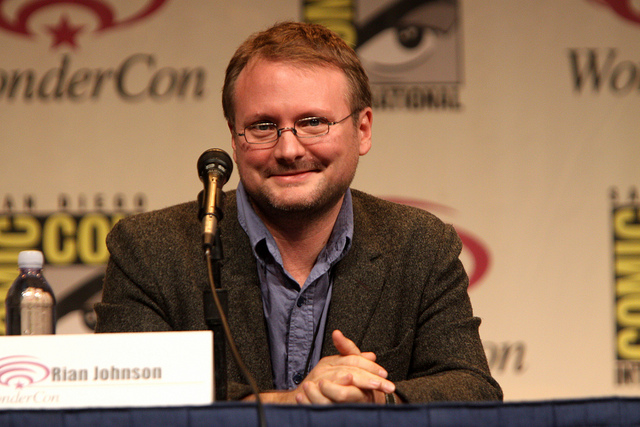 Rian Johnson by Gage Skidmore
