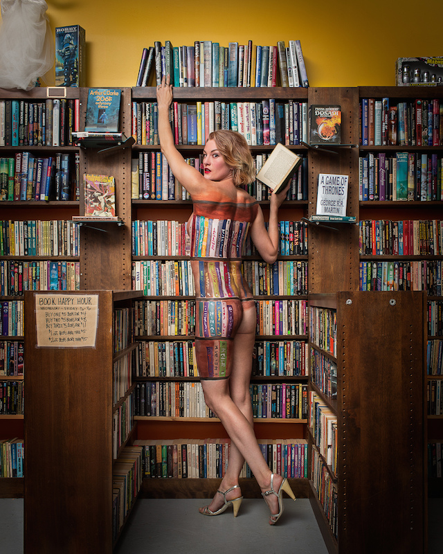 Cici Bookshelf