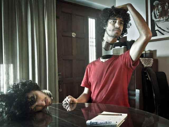 Surreal Digital Self Portraits by Martin De Pasquale