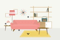 An Interactive Infographic of British Interior Design ...
