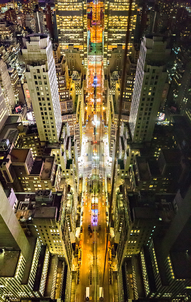 Reflections from Above by Donna Dotan