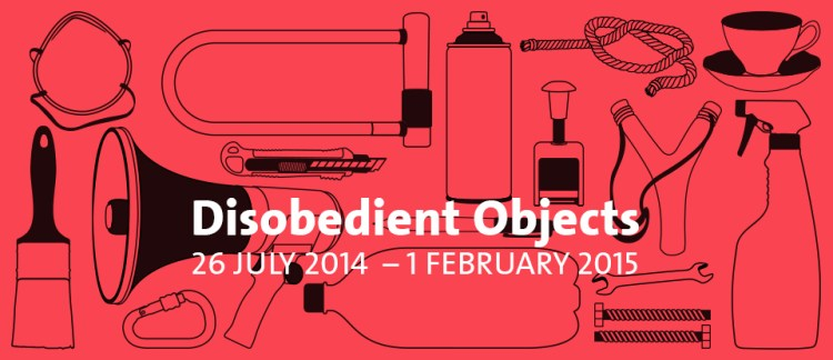 Disobedient Objects Exhibition at the Victoria and Albert Museum